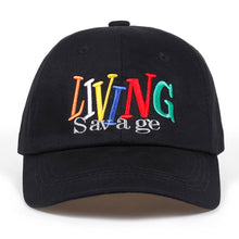 Load image into Gallery viewer, Living Savage Denim Cap