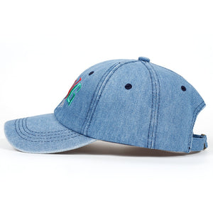 Living Savage Denim Cap