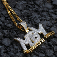 Load image into Gallery viewer, London the Jeweler Exclusive Motivated Custom Chain