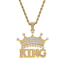 Load image into Gallery viewer, London the Jeweler Exclusive King Chain