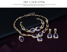Load image into Gallery viewer, Formal/Wedding Jewelry Set