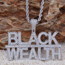 Load image into Gallery viewer, Black Wealth Chain