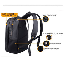 Load image into Gallery viewer, Black Princess Toddler 2020 Back-to-School Backpack