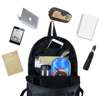 Load image into Gallery viewer, Black Princess Stay True 2020 Back-to-School Backpack
