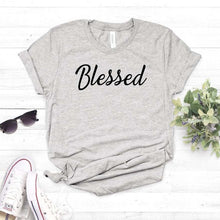 Load image into Gallery viewer, Blessed Tshirt