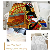 Load image into Gallery viewer, Comfort Heritage Fleece Throw Blanket