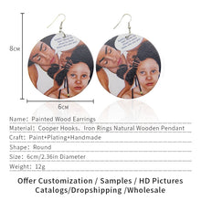 Load image into Gallery viewer, Our Hair Earrings