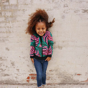 Fashion Africa Kids Unisex Jacket Collection