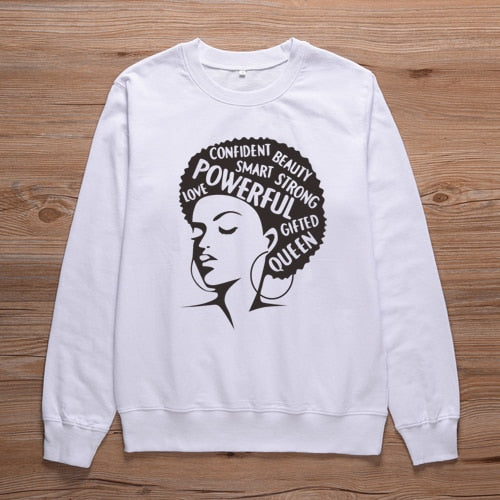 Powerful Gifted Queen Sweatshirt