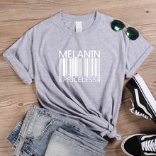 Load image into Gallery viewer, Melanin Worth Tshirt