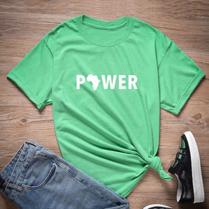 Power of Africa Tshirt