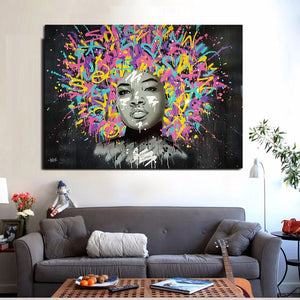 Love Fro Museum Gallery Canvas Unframed Poster