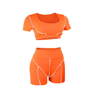 Swag Bodycon Flex Fitness Set