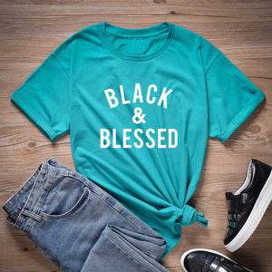 Blessed to Be Black Tshirt