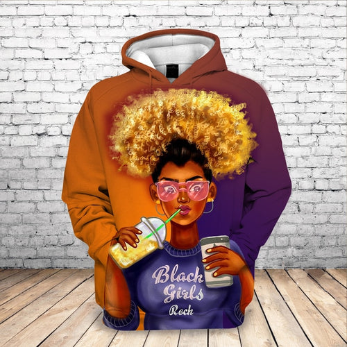 Black Girls Rock Hoodie