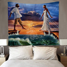 Load image into Gallery viewer, Leap of Faith God's Plan Wall Tapestry