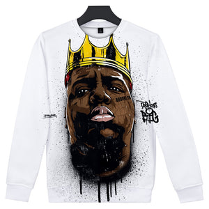Notorious B.I.G. Black King Sweatshirt