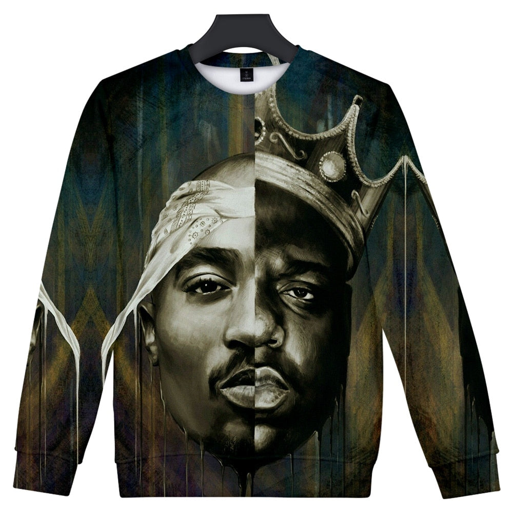 Two Kings, Different Delivery Sweatshirt