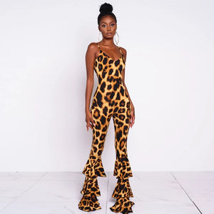 Panthera Flare Suit