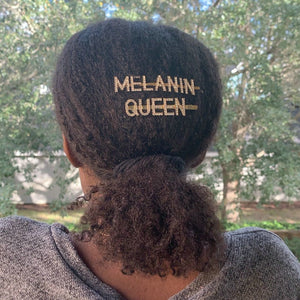Melanin Honey Hair Pins