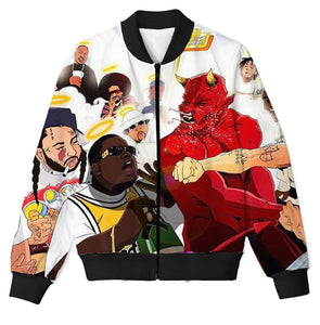 Rest In Paradise, Destroy The Devil Collector's Blessed Jacket