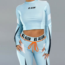 Load image into Gallery viewer, Swag Alien Fitness Suit
