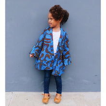 Load image into Gallery viewer, Fashion Cool Kids Shawl Jacket