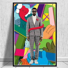 Load image into Gallery viewer, Team Cole and 'Ye Unframed Canvas Poster Collection