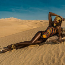 Load image into Gallery viewer, Nubira Desert Sands Swimsuit