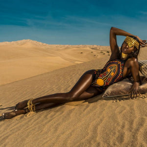 Nubira Desert Sands Swimsuit