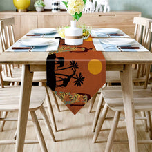 Load image into Gallery viewer, Contemporary Africa Table Banner