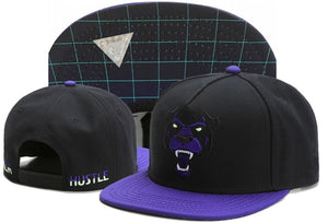 Black Panther Hustle Collector's Snapback