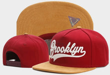 Load image into Gallery viewer, Brooklyn Classic Snapback
