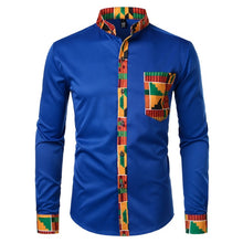 Load image into Gallery viewer, Melanin King Business Shirt