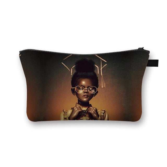 Black Princess 2020 Back-to-School Pencil Case