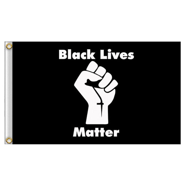 Black Lives Matter Flag Collection