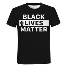 Load image into Gallery viewer, Black Lives Matter Tshirt