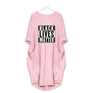 Black Lives Matter Comfort Dress