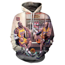 Load image into Gallery viewer, 2020 NBA Hoodie Collection