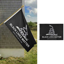 Load image into Gallery viewer, Black Lives Matter Flag