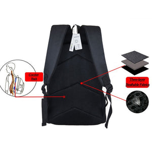 Black Nurse 2020 Back to School Backpack