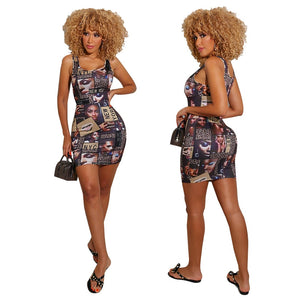 Stella Groove Mini Dress Collection (3 styles to choose from)