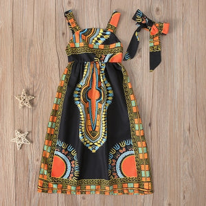 Sun Goddess Kid's Court Dress