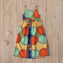 Load image into Gallery viewer, Fashion Diva Africa Kid's Court Dress