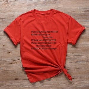 Please Understand That You Don't Understand Tshirt