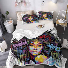 Load image into Gallery viewer, Melanin Posh Bed Set
