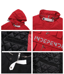 Aventon Independent Survivalist Fashion Windbreaker