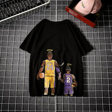 Load image into Gallery viewer, Kobe and Gigi Collector's Tshirt
