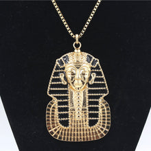 Load image into Gallery viewer, Egyptian Pharoah Kemetic Chain