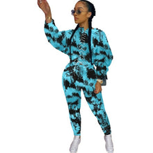 Load image into Gallery viewer, Fashion Oz Scarecrow Stitch Camo Sweat Set